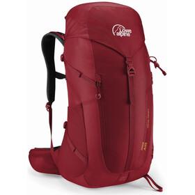 Lowe Alpine AirZone Trail - Mochila Mujer - ND28l rojo